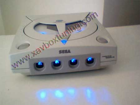 led port pad dreamcast