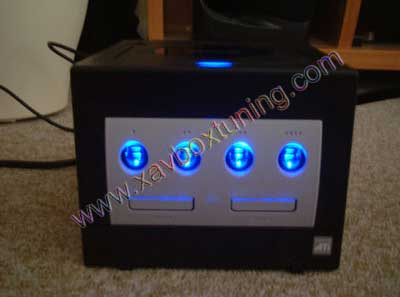 led port pad