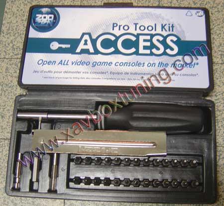 Pro Tool Access Kit