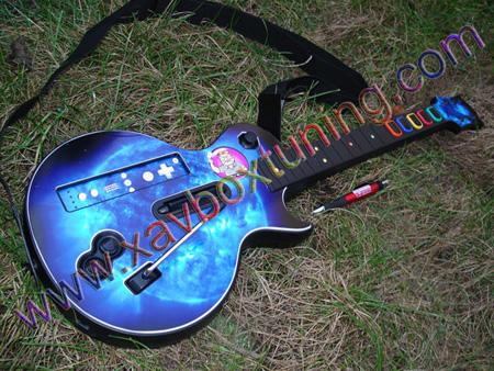 skin guitare hero 3
