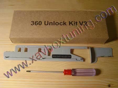 unlock kit V2